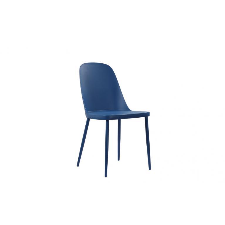 sedia in polipropilene design twist tamara*