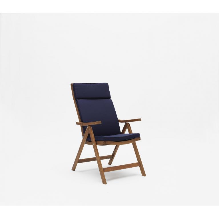 sedia da esterno design twist