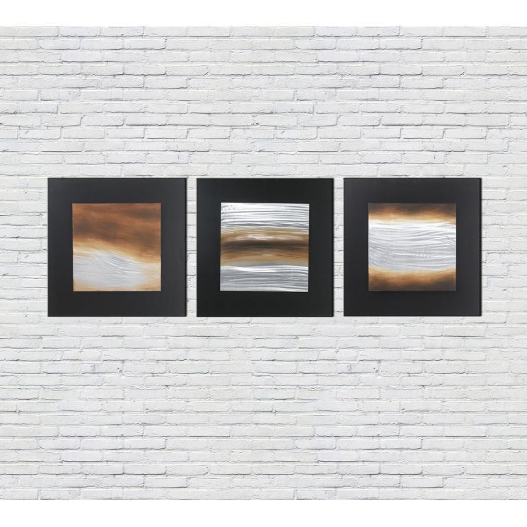 olio su tela (80 x 80 cm) stones