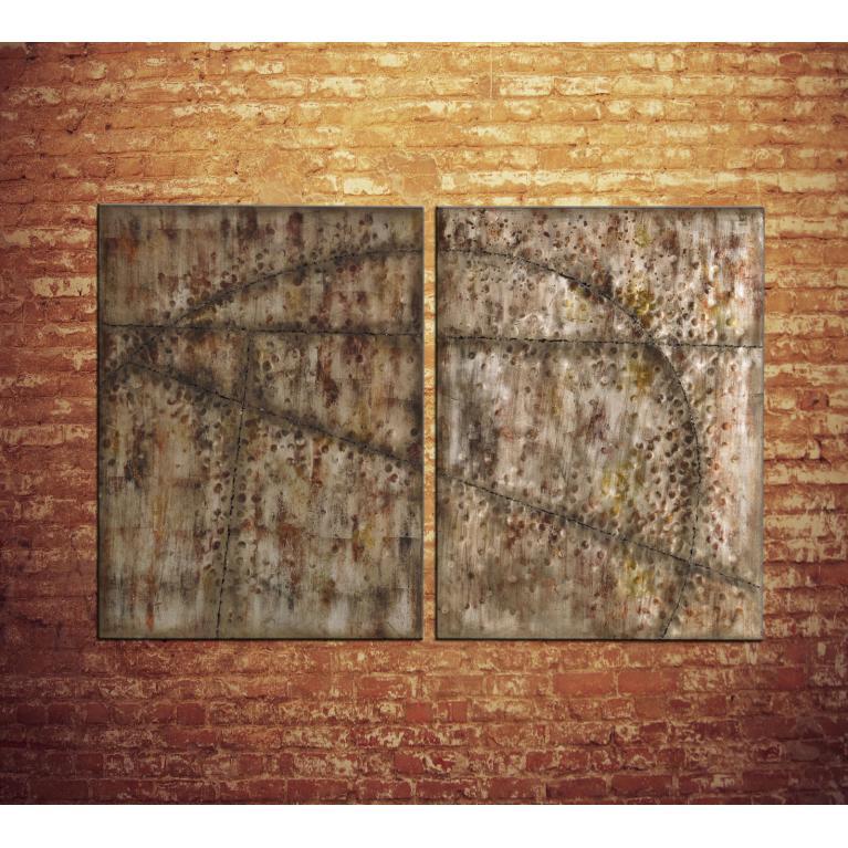 (75 x 100 cm) stones
