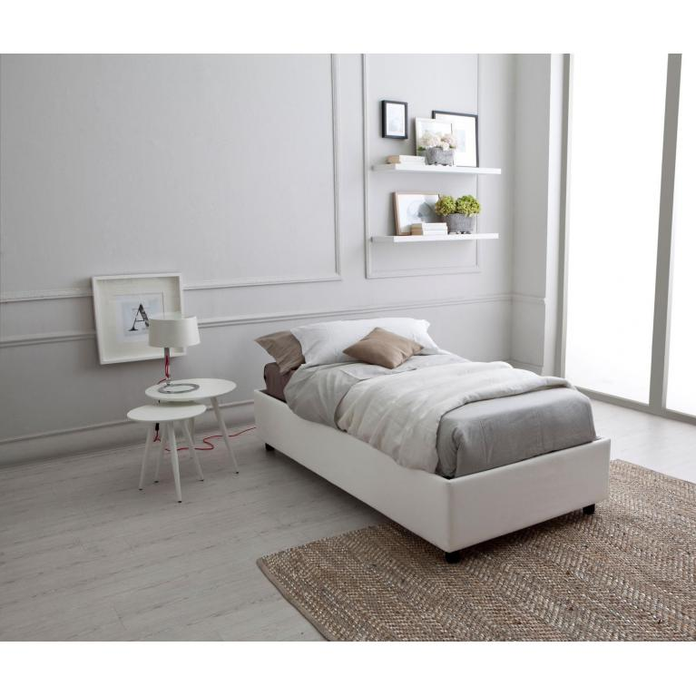 letto singolo design twist